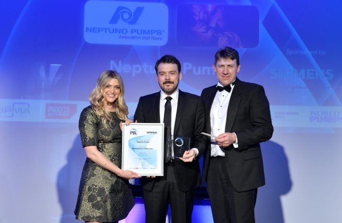 Pump Industry Awards at Heythrop Park, Chipping Norton. 23.03.17